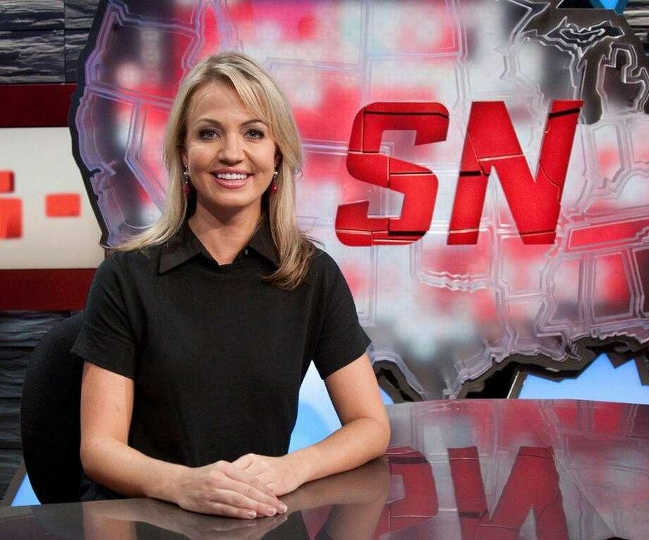 Spurs-loving ESPN host Michelle Beadle in Sharknado 3