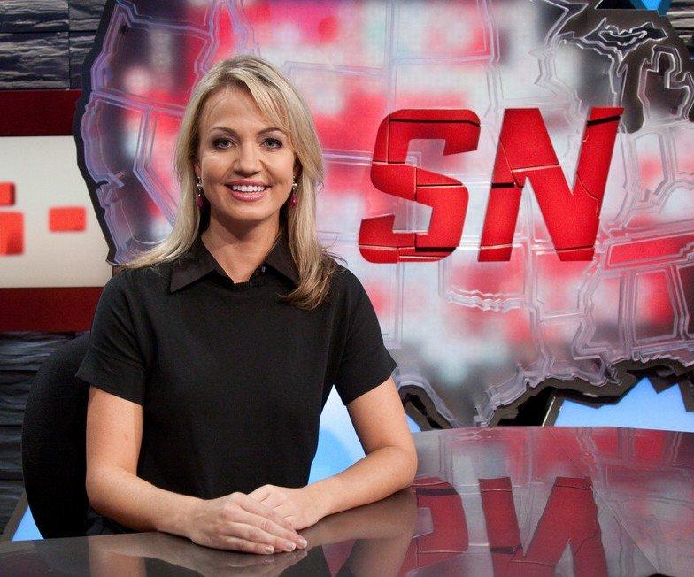 Spurs Loving Espn Host Michelle Beadle In Sharknado 3
