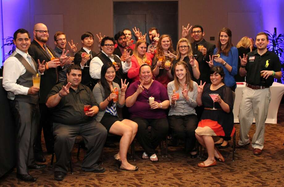 A total of 18 students are enrolled in the wine & Spirits Management Institute at University of Houston Conrad N. Hilton College of Hotel and Restaurant Management. (Photo: University of Houston)