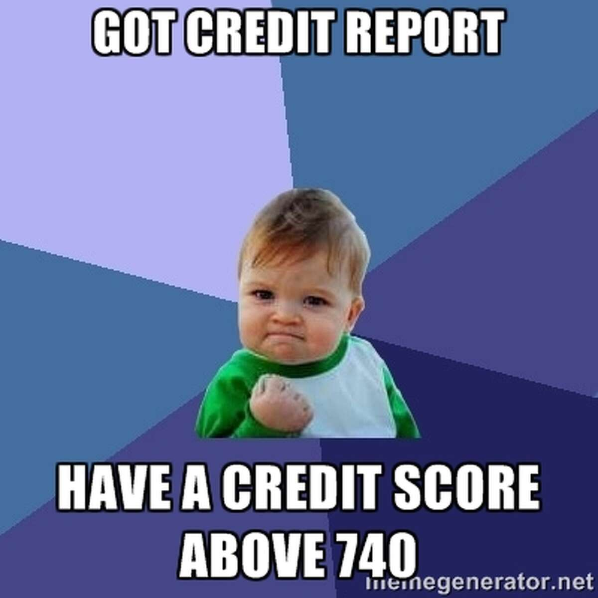 Step 2:Get your credit report. Above 740 is ideal, above 620 is a must. Source: Market Leader