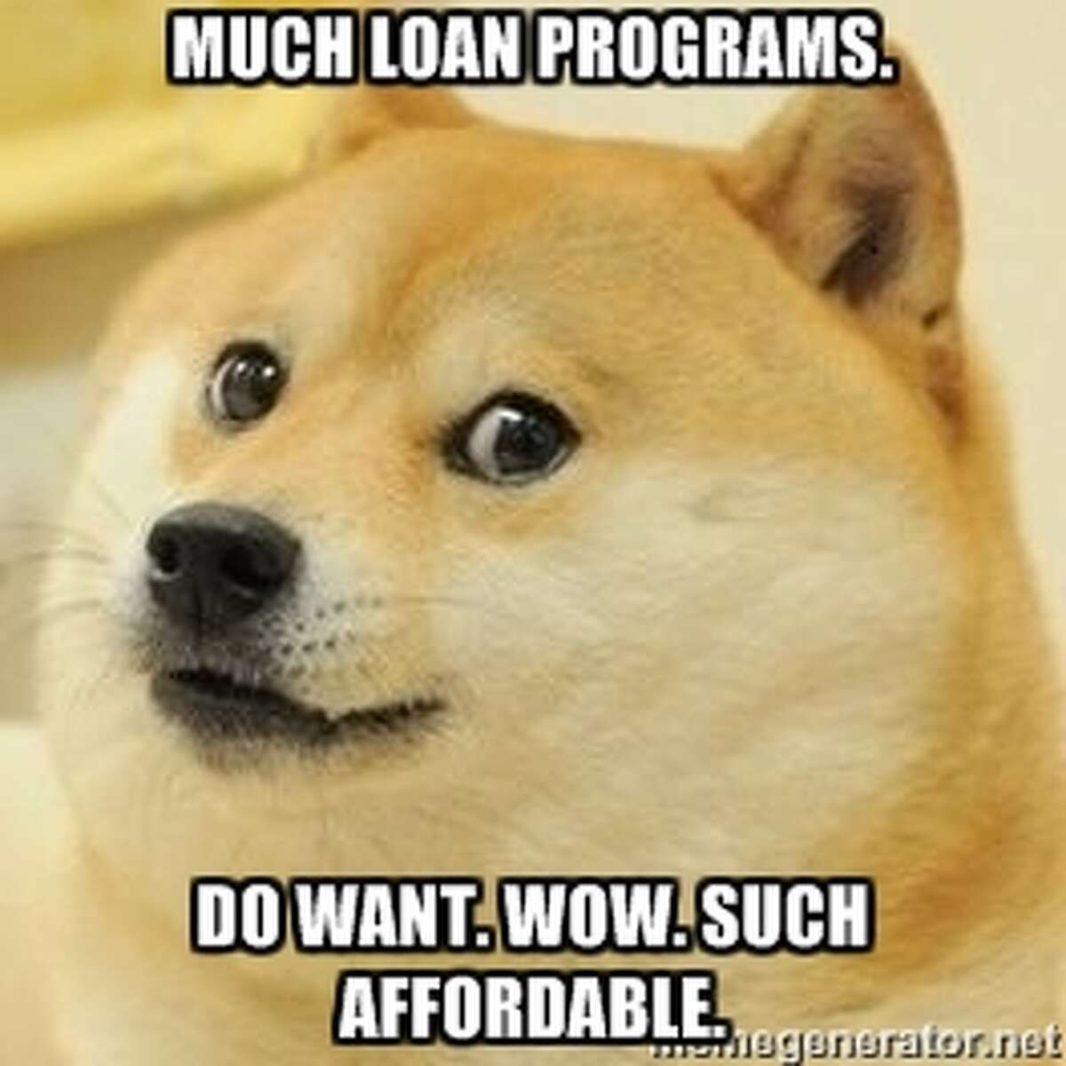 Step 3: See if a loan program is right for you. Research government loan programs like VA, FHA, and USDA loans. Source: Market Leader