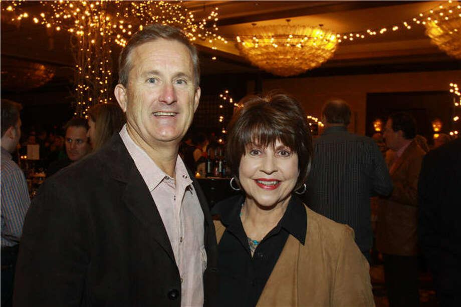 Tony and Mary Gracely Photo: Gary Fountain, For The Chronicle