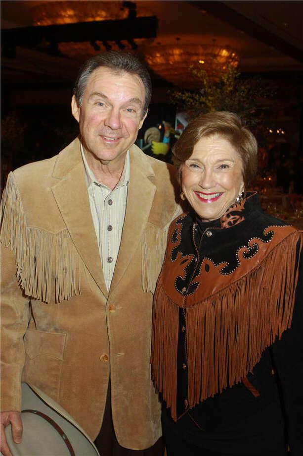 Cindy and Randy Garbs Photo: Gary Fountain, For The Chronicle