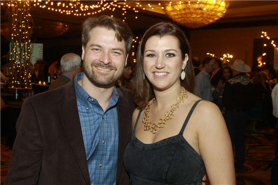 Jack and Tess Chaney Photo: Gary Fountain, For The Chronicle