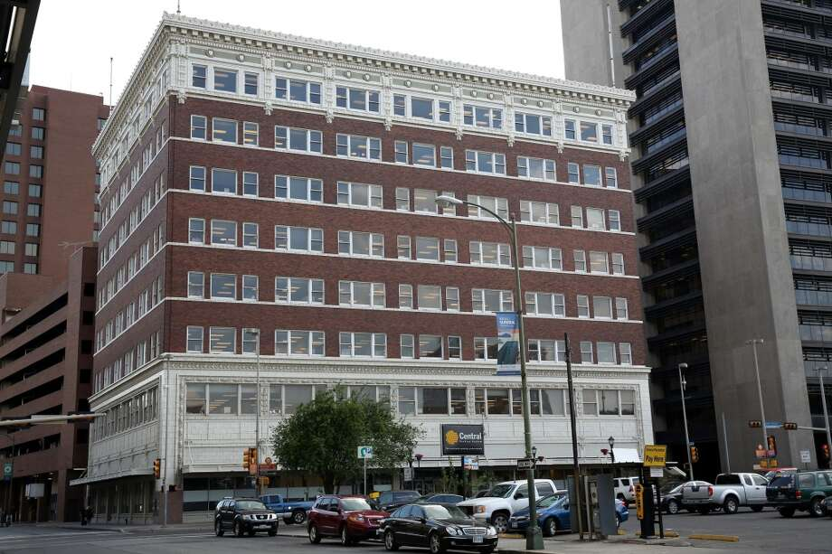 Real estate investment firm Weston Urban has purchased the 100-year-old Rand Building from Frost Bank. Collaborative workspace Geekdom has plans to move into the eight-story building by year's end. Courtesy of Mike Farquhar Photo: Mike Farquhar, Courtesy
