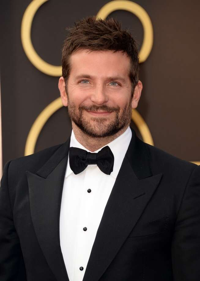 Actor Bradley Cooper in Tom Ford. Photo: Jason Merritt, Getty Images