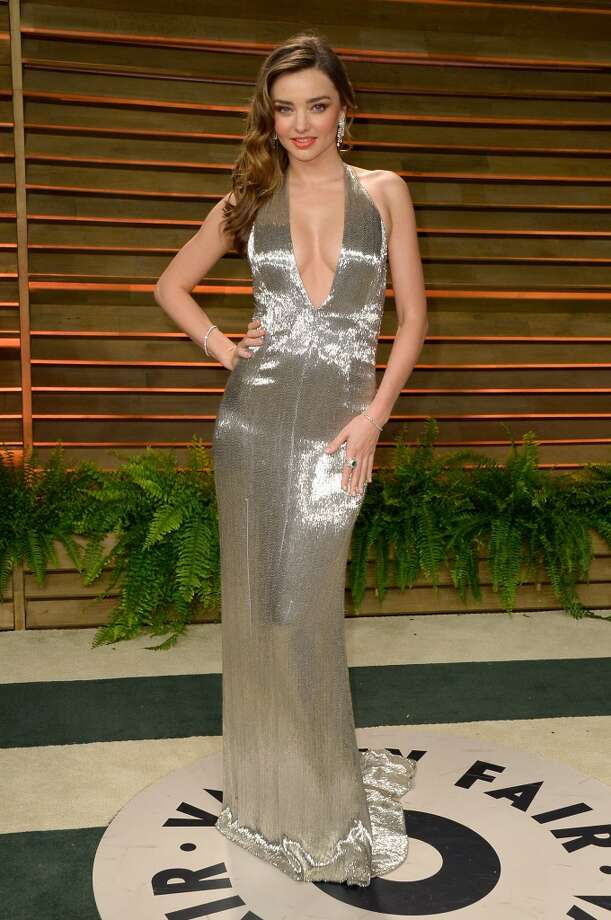 Model Miranda Kerr attends the 2014 Vanity Fair Oscar Party hosted by Graydon Carter on March 2, 2014 in West Hollywood, California. Photo: Pascal Le Segretain, Getty Images