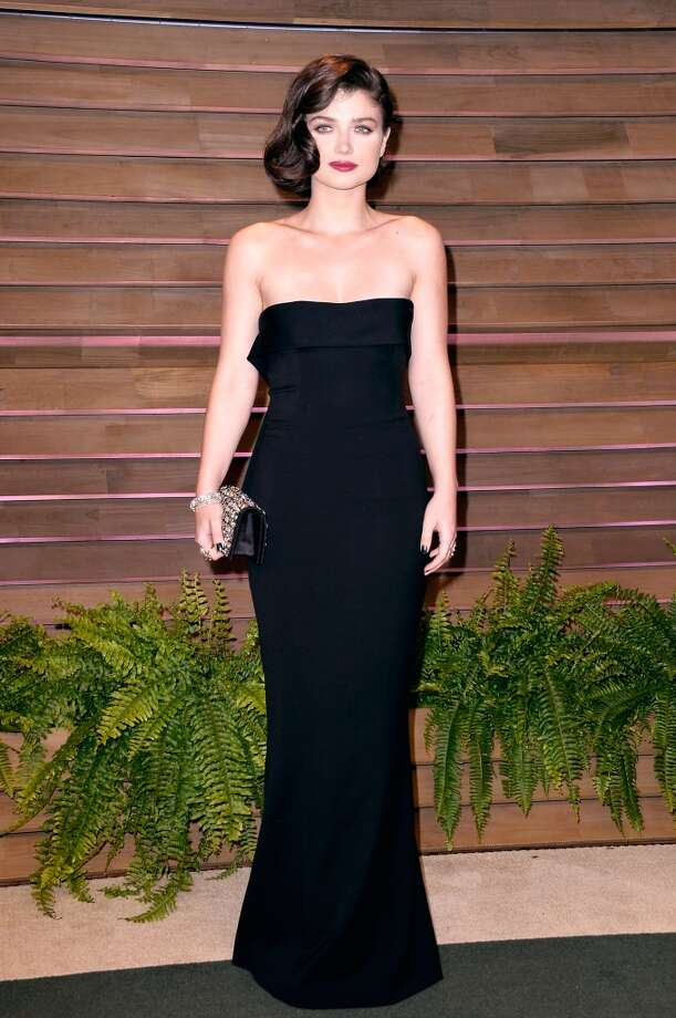 Actress Eve Hewson attends the 2014 Vanity Fair Oscar Party hosted by Graydon Carter on March 2, 2014 in West Hollywood, California. Photo: Pascal Le Segretain, Getty Images