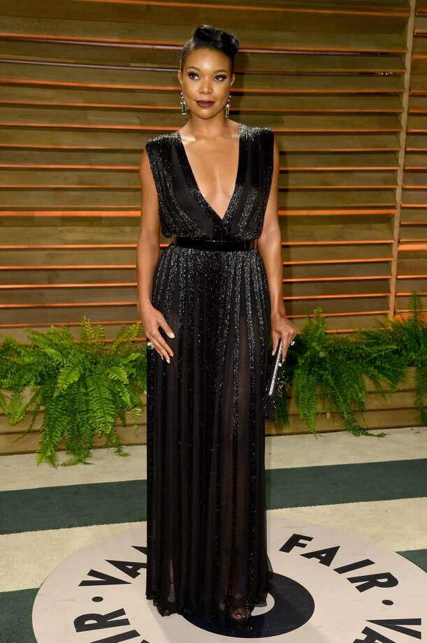Actress Gabrielle Union attends the 2014 Vanity Fair Oscar Party hosted by Graydon Carter on March 2, 2014 in West Hollywood, California. Photo: Pascal Le Segretain, Getty Images
