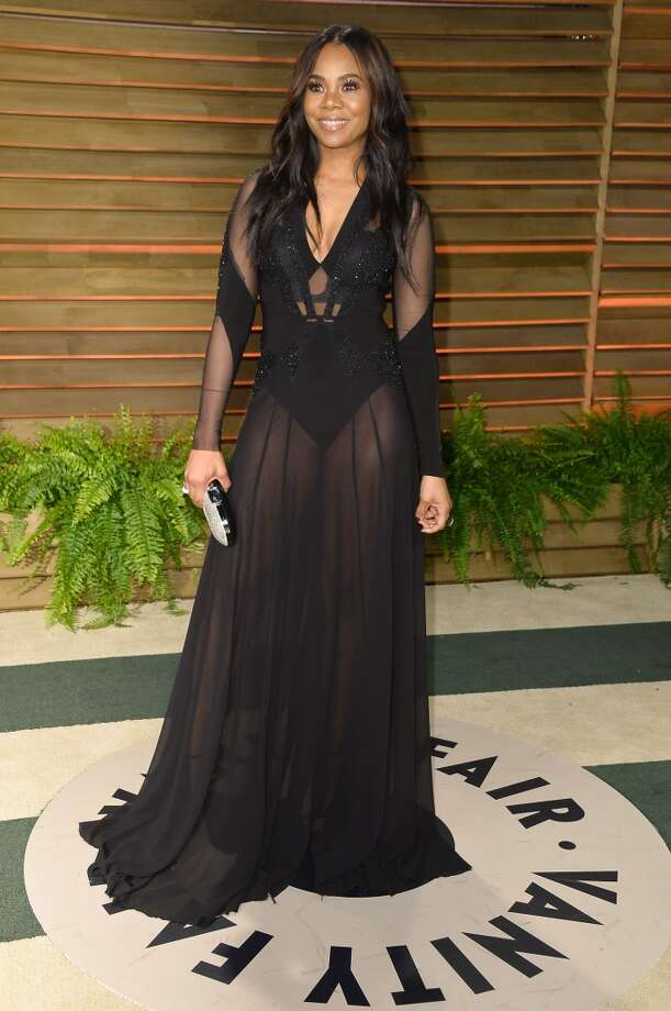 Actress Regina Hall attends the 2014 Vanity Fair Oscar Party hosted by Graydon Carter on March 2, 2014 in West Hollywood, California. Photo: Pascal Le Segretain, Getty Images
