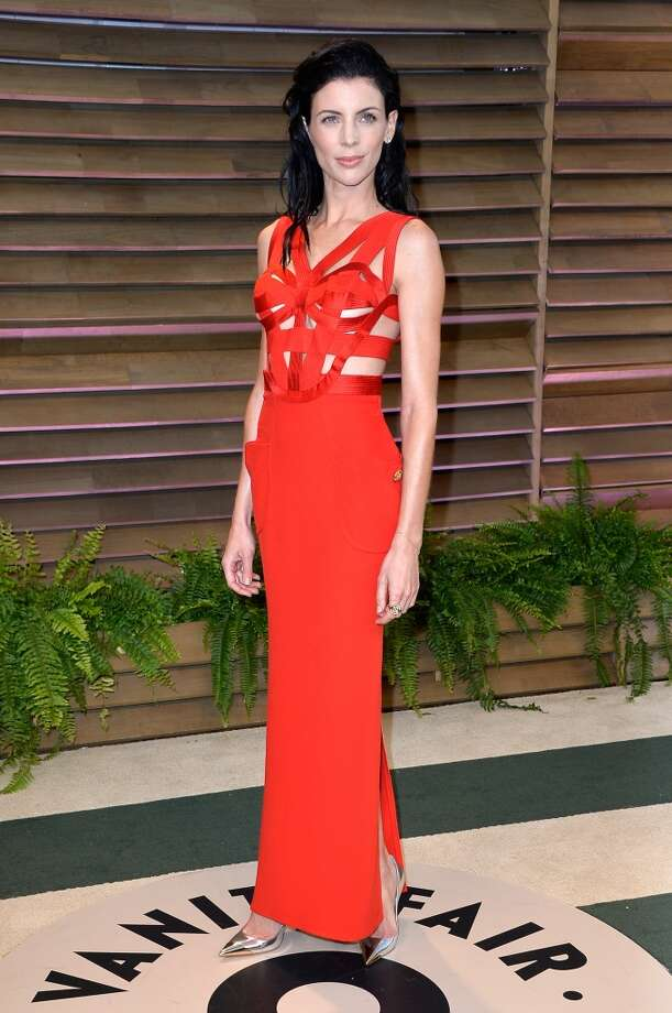 Model Liberty Ross attends the 2014 Vanity Fair Oscar Party hosted by Graydon Carter on March 2, 2014 in West Hollywood, California. Photo: Pascal Le Segretain, Getty Images