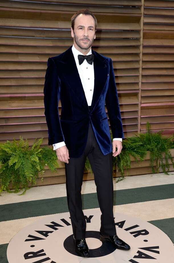 Designer Tom Ford attends the 2014 Vanity Fair Oscar Party hosted by Graydon Carter on March 2, 2014 in West Hollywood, California. Photo: Pascal Le Segretain, Getty Images