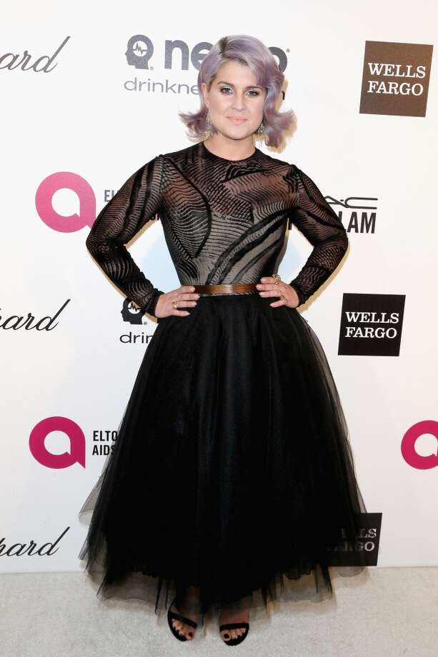 TV personality Kelly Osbourne attends the 22nd Annual Elton John AIDS Foundation's Oscar Viewing Party on March 2, 2014 in Los Angeles, California. Photo: Frederick M. Brown, Getty Images