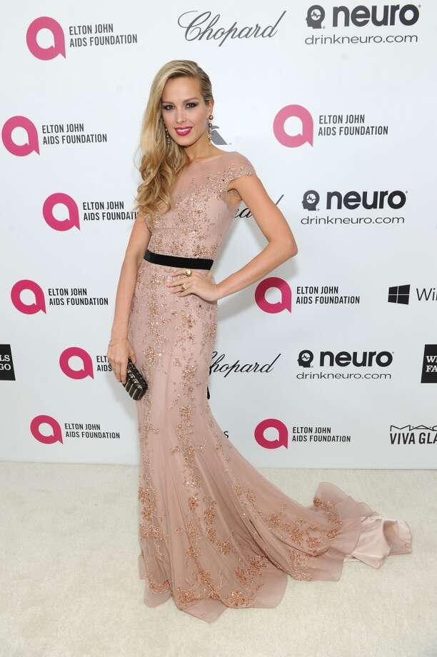 Petra Nemcova attends the 22nd Annual Elton John AIDS Foundation Academy Awards viewing party with Chopard at the City of West Hollywood Park on March 2, 2014 in West Hollywood, California. Photo: Dimitrios Kambouris, Getty Images For Chopard