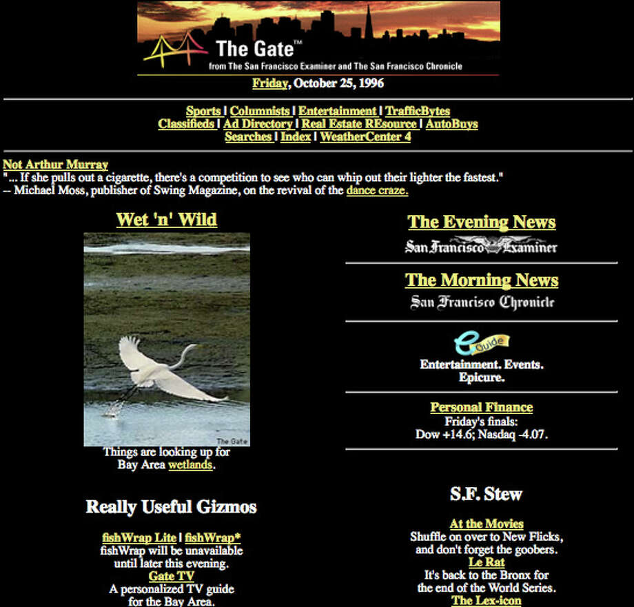 The Gate (sfgate.com) 