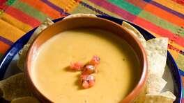 Sylvia's Enchilada Kitchen's chile con queso,   (Photo:  Nick de la Torre / Chronicle )