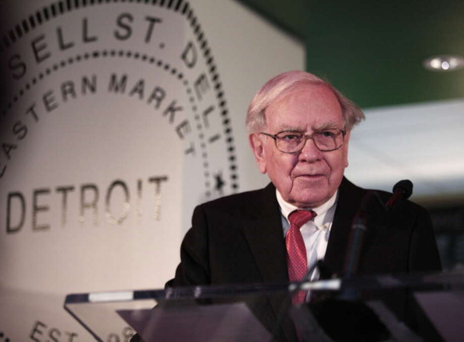 #4 Warren Buffett at $58.2 B