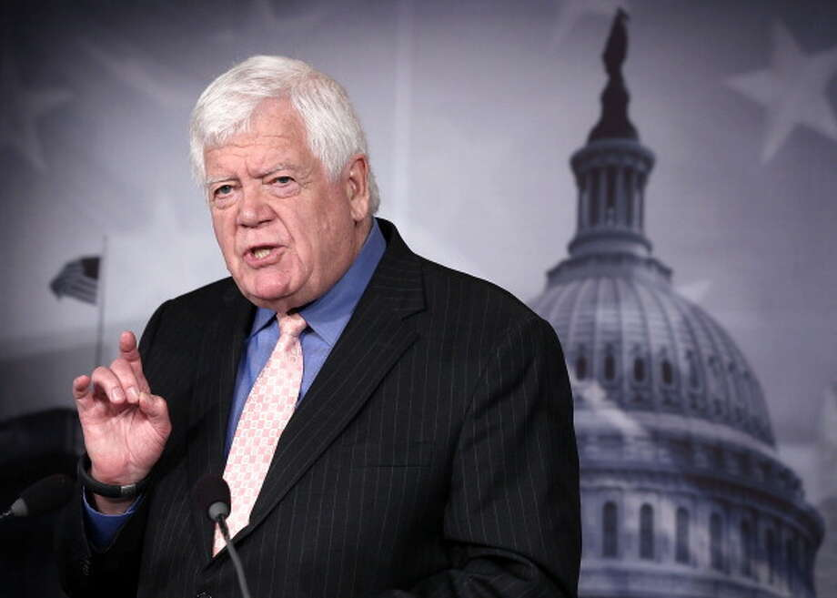 Rep. Jim McDermott, D-Seattle, pictured in a file photo. Photo: Alex Wong, Getty Images / 2013 Getty Images