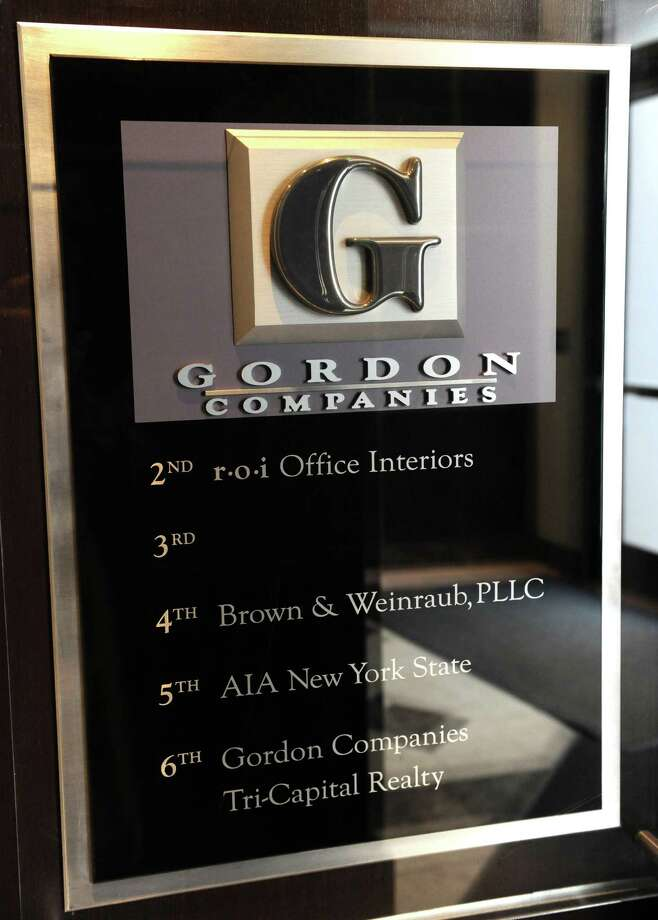 The Gordon Companies at 50 State Street on Tuesday Feb. 25, 2014 in Albany, N.Y. (Michael P. Farrell/Times Union) Photo: Michael P. Farrell / 00025876A