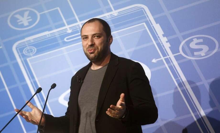 202. Jan Koum, CEO and co-founder of WhatsAppNet worth: $6.8 billion Age: 38 Residence: Santa Clara, Calif. Photo: ALBERT GEA, Reuters