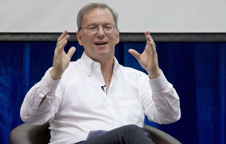 132. Eric Schmidt, executive chairman of Google Net worth: $9.3 billion Age: 58 Residence: Atherton, Calif. Photo: Gemunu Amarasinghe, Associated Press