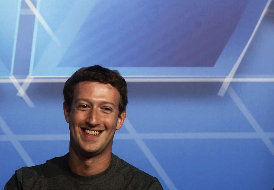 21. Mark Zuckerberg, co-founder, chairman and CEO of Facebook Net worth: $28.5 billion Age: 29  Residence: Palo Alto, Calif. Photo: ALBERT GEA, Reuters