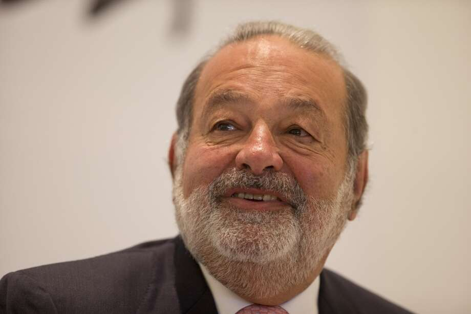 2. Carlos Slim Helu & family, chairman and CEO of Telmex and America Movil Net worth: $72 billion Age: 74 Residence: Mexico City, Mexico Photo: Dario Lopez-Mills, Associated Press