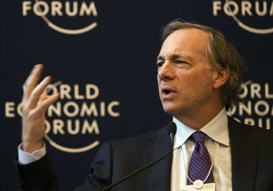 69. Ray DalioNet worth: $14.4BAge: 64Residence: GreenwichSource: Hedge FundsMore: Ray Dalio profile (ASSOCIATED PRESS)