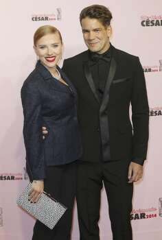 Scarlett Johannson and fiancé Romain Dauriac welcomed a daughter named Rose on Aug. 4.