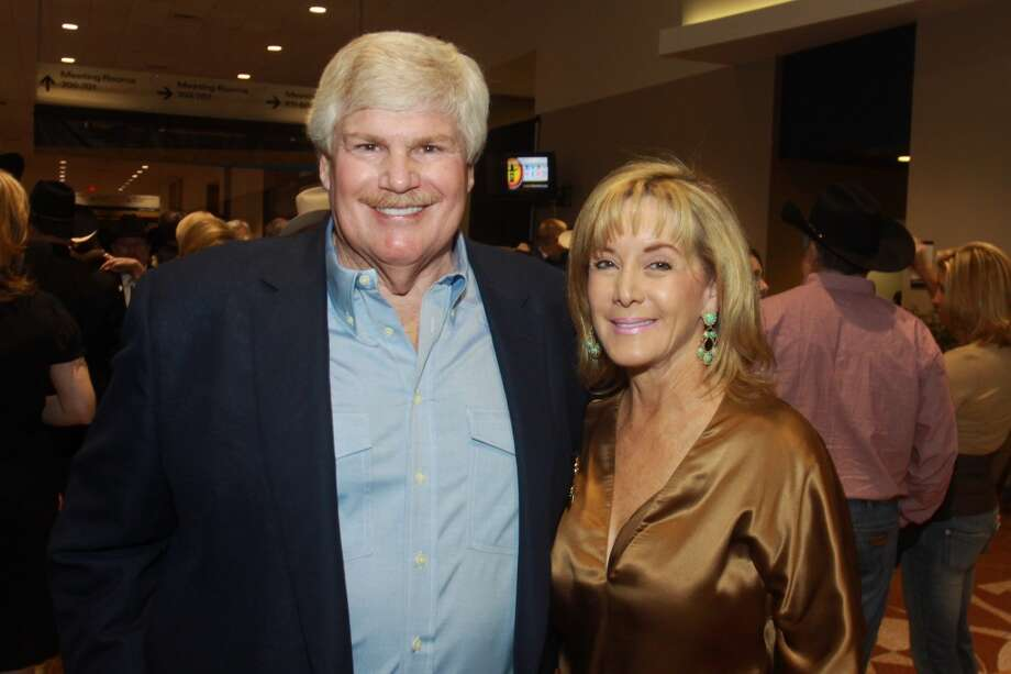 John Eddie and Sheridan Williams Photo: Gary Fountain, For The Chronicle