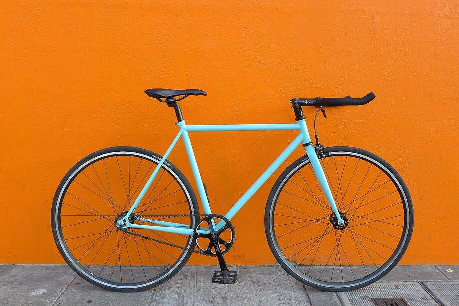 Mission Bicycle Company makes beautiful bicycles specifically for city riding right here in San Francisco. The custom bicycle shop also offers full day bicycle rentals for $40. Photo: Mission Bikes