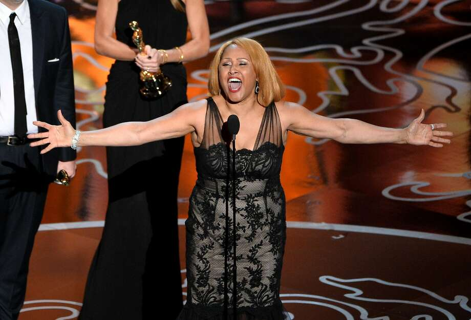 "Darlene Love performs at the Academy Awards after ""20 Feet From Stardom"" was announced as the winner for best documentary feature. Photo: Kevin Winter, Getty Images"