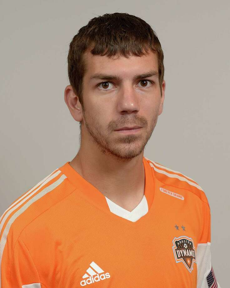 Eric Brunner Houston Dynamo  2013 team photo Photo: NA / © Wilf Thorne
