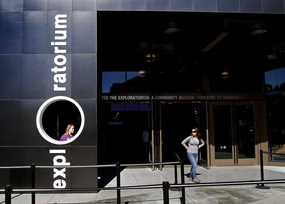 Exploratorium:Whether you love science or not, the Exploratorium is one of the most entertaining places to visit in S.F. for all ages. According to their website, the Exploratorium greets around 550,000 visitors to the museum of science. Nearly a quarter of the visitors were students and teachers. Photo: Sarah Rice, Special To The Chronicle