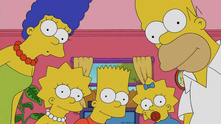 The Simpsons, Golden Globe This long-running cartoon has been nominated for only two Golden Globe awards, one for the TV show in 2002 and another for 'The Simpsons Movie' in 2007. Needless to say, the family didn't join the winners' circle on awards night.