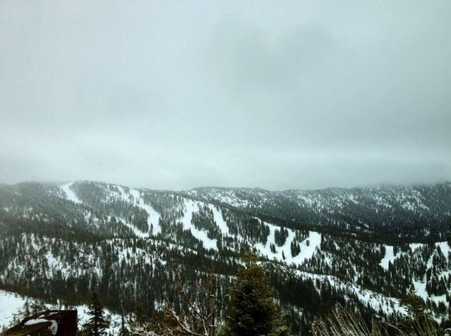 Diamond Peak, Nevada