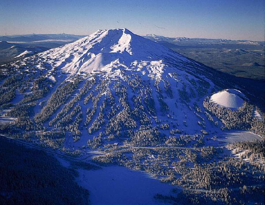 Mount Bachelor, Oregon Photo: Ric Ergenbright, © Ric Ergenbright/CORBIS / © Corbis.  All Rights Reserved.