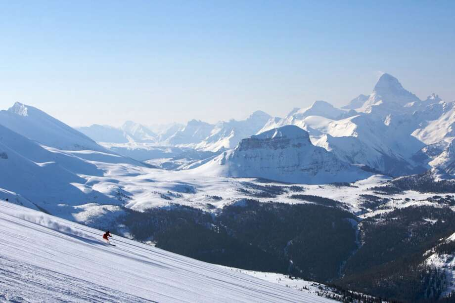 Sunshine Village, Alberta Photo: Sean Hannah