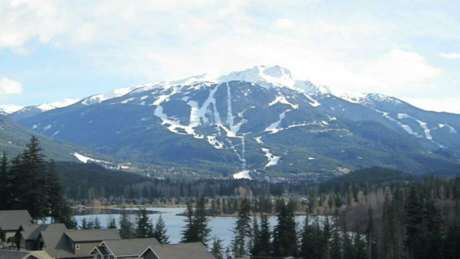 Whistler-Blackcomb, British Columbia Photo: Jules