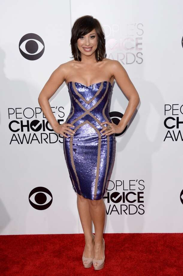 Carey will dance with Cheryl Burke.  Photo: Jason Merritt, Getty Images