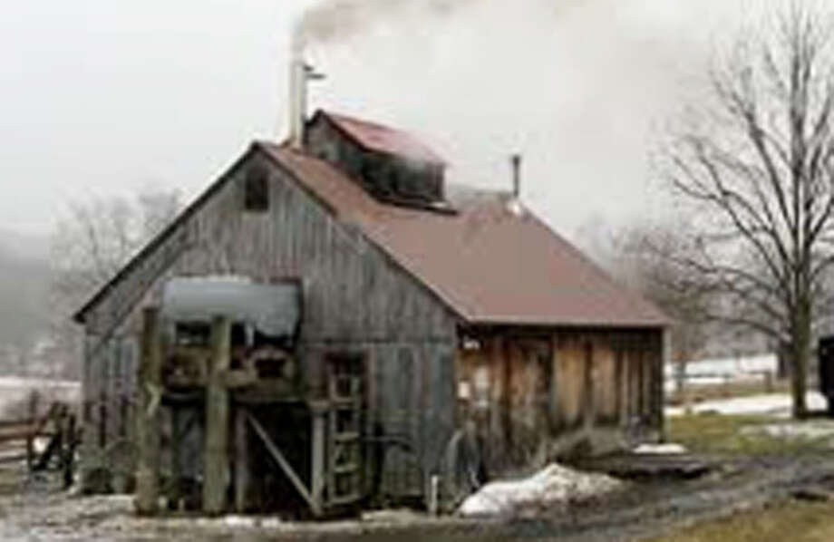 The Sullivan Farm Maple Sugaring Day will be held Saturday, March 8 from 10 a.m. to 3 p.m. at Sullivan Farm along Park Lane (Route 202)  in New Milford. Photo: Picasa, Contributed Photo / The News-Times Contributed