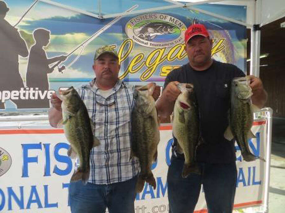 First time members Carroll/ Gunter took tournament honors with a sack weighing 27.00lbs. Courtesy photo.