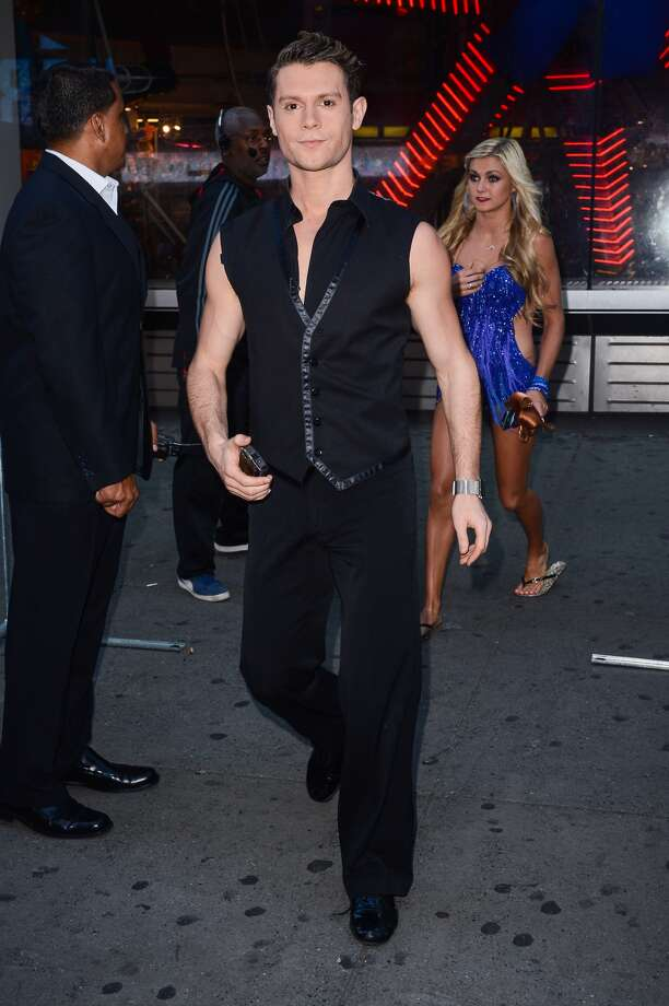 Nyad will dance with Henry Byalikov. Photo: Getty Images