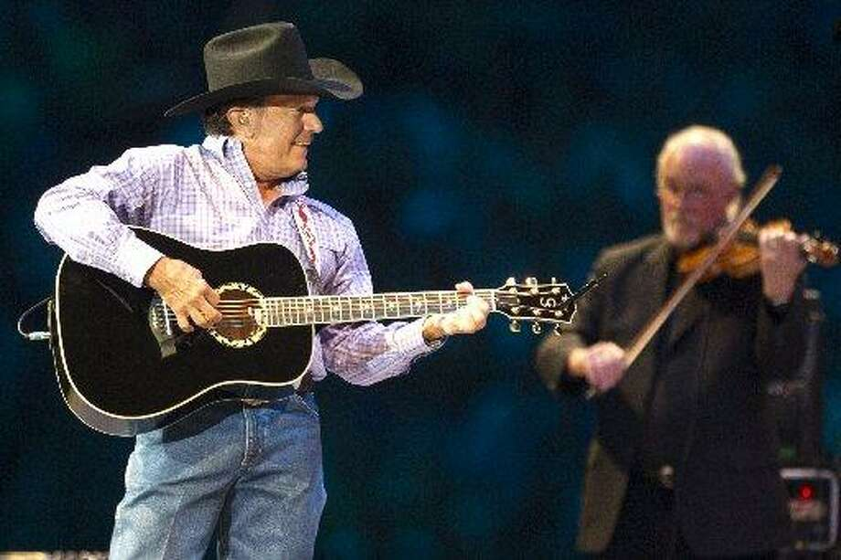 "As Houston prepares for RodeoHouston 2014, take a look at the best and worst from last year's performances.GEORGE STRAIT and MARTINA McBRIDE:: Onstage, all he needed was a black cowboy hat, a guitar and that million-dollar smile. ""Seems like yesterday it was 1983 over there in the old Astrodome. Lucky for me, Eddie Rabbit got sick,"" Strait quipped. Photo: Brett Coomer"