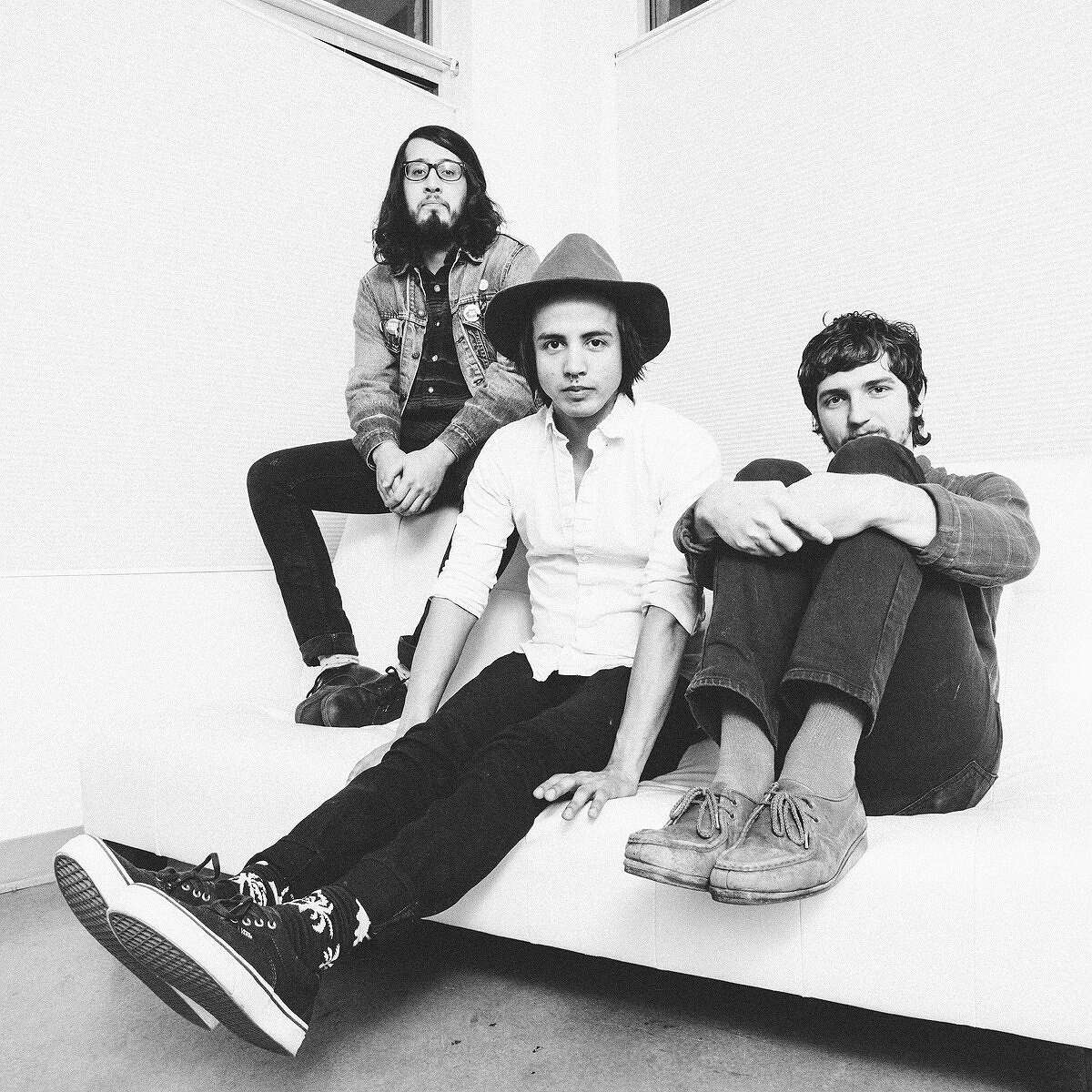 San Antonio band the Rich Hands will be playing South by Southwest.