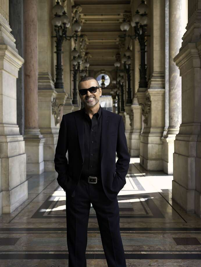 George Michael's 'Symphonica' is his first new album in seven years.  paris opera house Photo: Caroline True