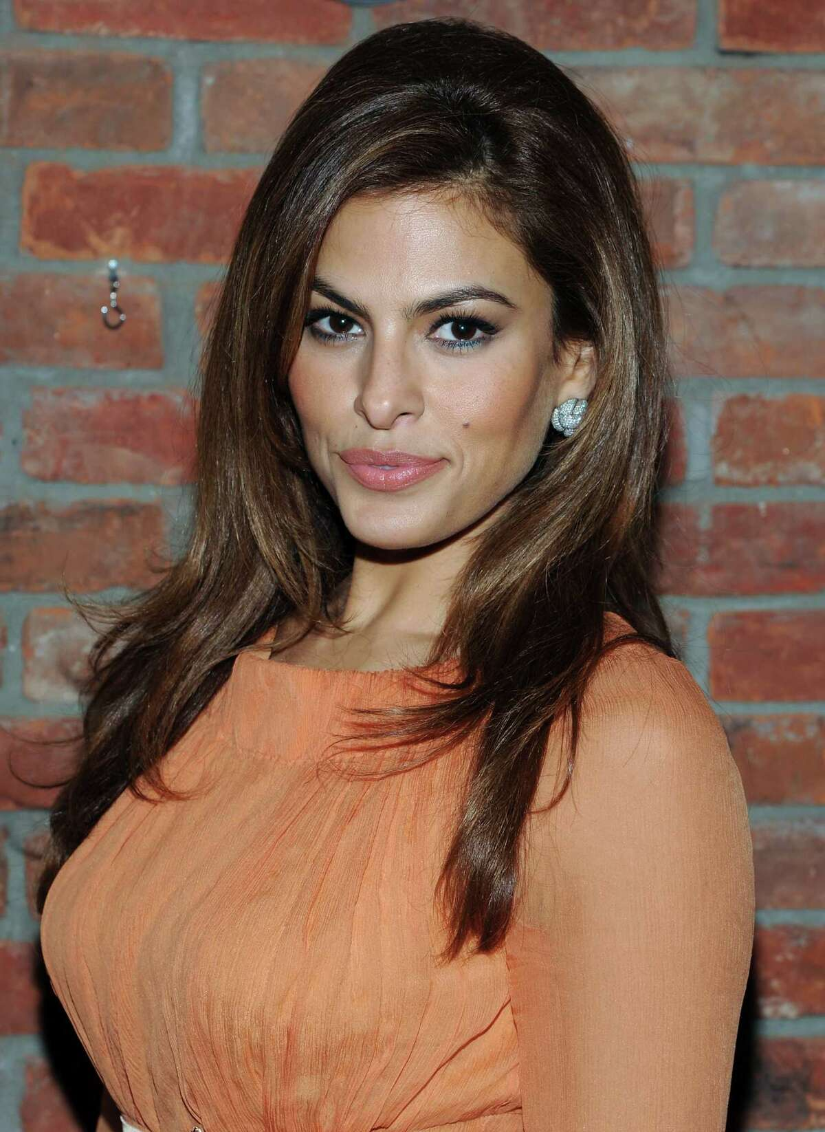 Actress Eva Mendes attends the premiere party for Focus Features'