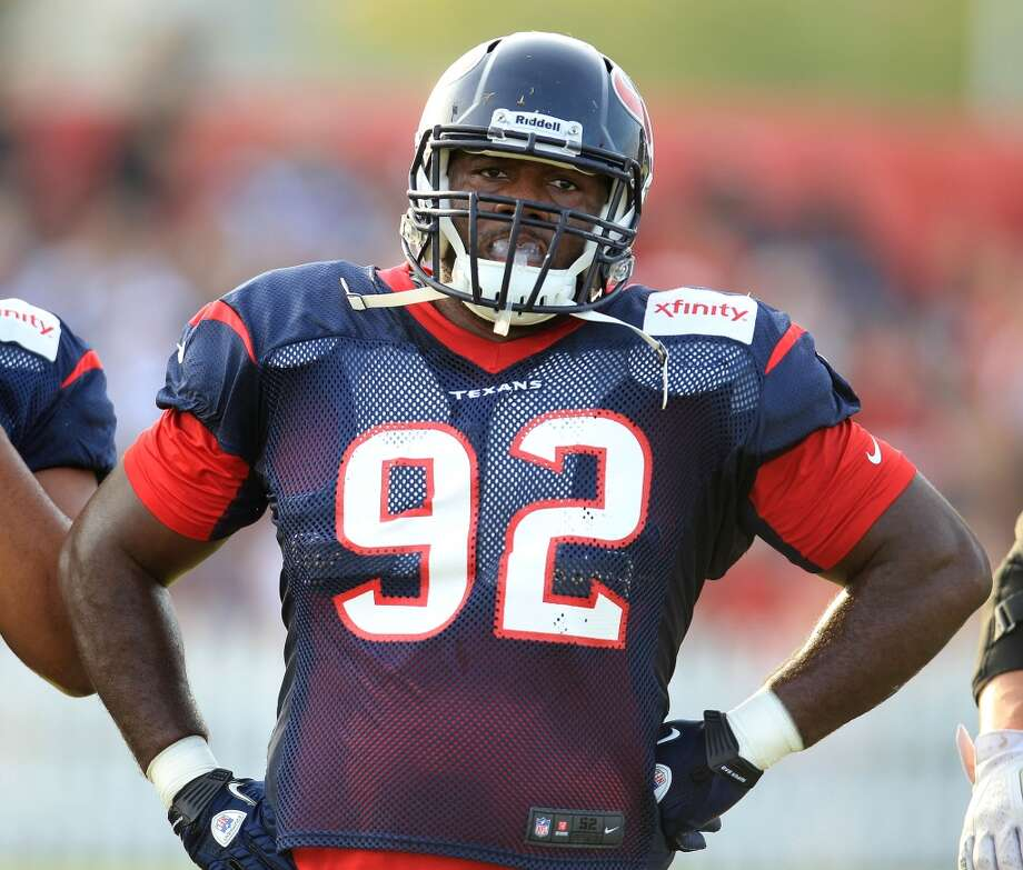 Earl Mitchell  2013 team: Houston Texans  Age: 26  2013 stats: 48 tackles, 1.5 sacks Photo: Karen Warren, Houston Chronicle