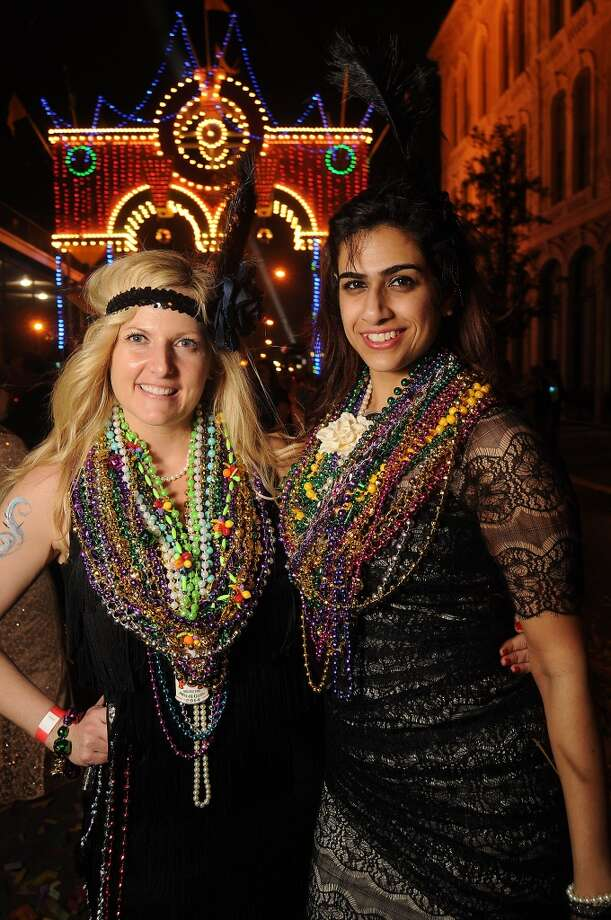 Samantha Martin and Beenish Rehmat (Photo by Dave Rossman) Photo: Dave Rossman, For The Houston Chronicle