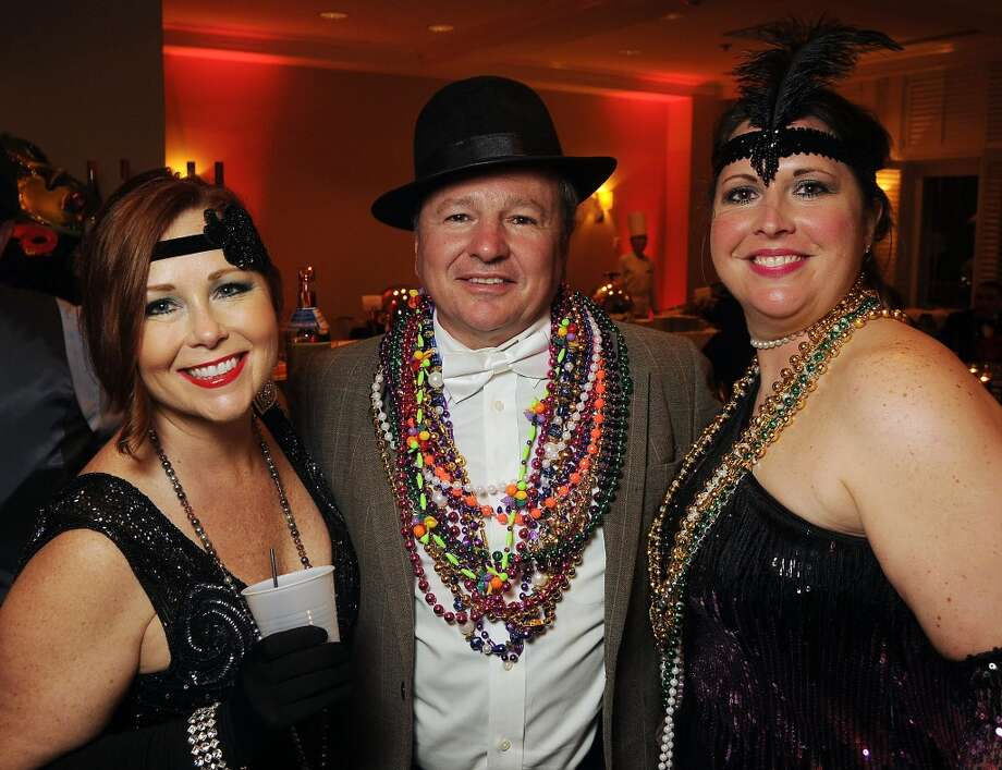 From left: Laura Fusilier, Michael Stratton and Lara Kroll  (Photo by Dave Rossman) Photo: Dave Rossman, For The Houston Chronicle